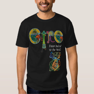 From Ireland To The World T Shirt