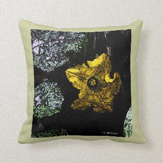 FROM JOHN'S GARDEN pillow by CR SINCLAIR