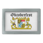 From Leon Oktoberfest with suits Rectangular Belt Buckles