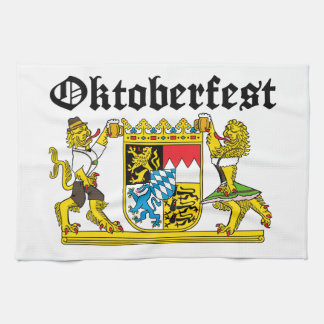 From Leon Oktoberfest with suits Kitchen Towels