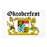 From Leon Oktoberfest with suits Personalized Stationery