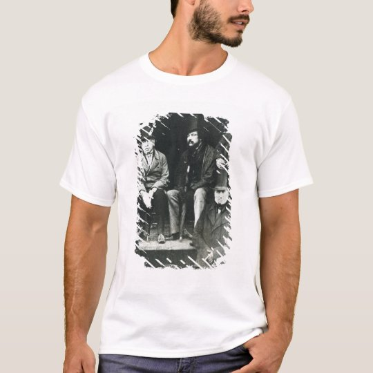 From LtoR, Lord Paget T-Shirt