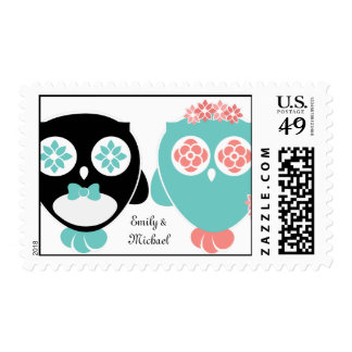 From Lucy: OWL WEDDING   Stamps