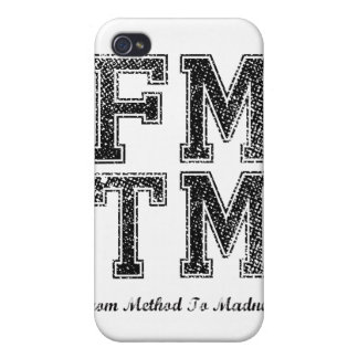 From Method To Madness iPhone 4 Case