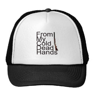 From My Cold Dead Hands Hats