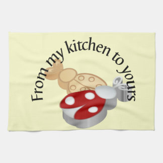 From my Kitchen to Yours Kitchen Towel