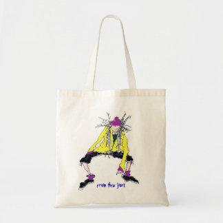 from New York Hip Hop girl bag