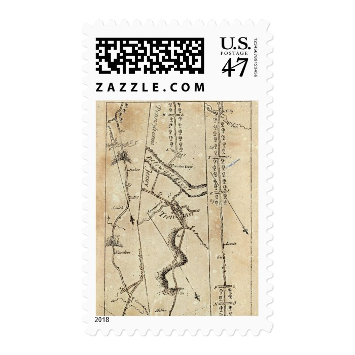 From New York to Bristol 45 Postage