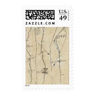 From New York to Cranberry 45* Stamp