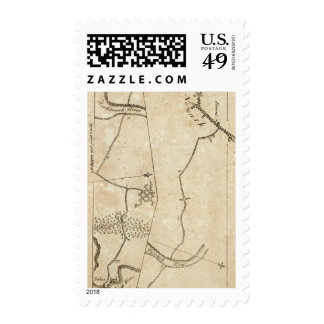 From New York to Elizabethtown 40 Postage Stamps
