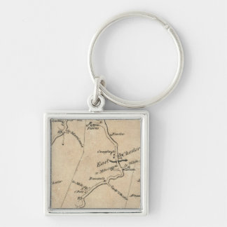 From New York to Stratford 2 Key Chain