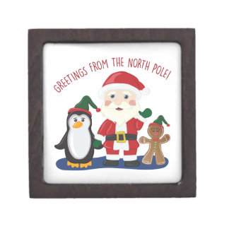 From North Pole Gift Box