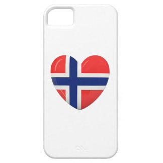 From Norway With Love iPhone SE/5/5s Case