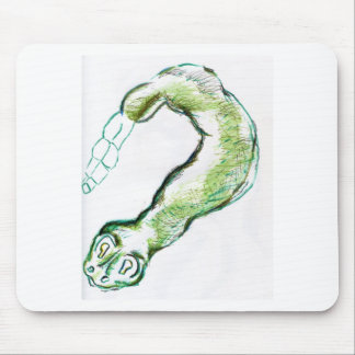 From Object To Serpent Mouse Pad