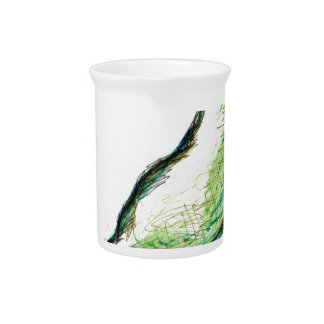 From Object To Serpent Drink Pitcher