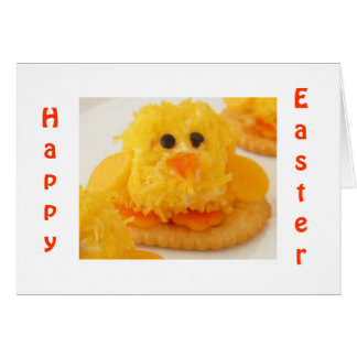FROM ONE PEEP TO ANOTHER-HAPPY EASTER CARD