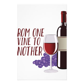 From One Vine Stationery