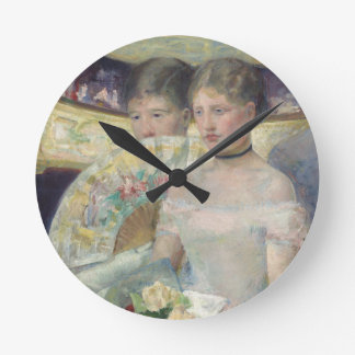 From our Master Artist Collection Round Clock