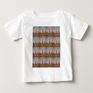 From Paris With Love blue sky colors Baby T-Shirt