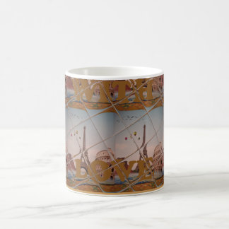 From Paris With Love blue sky colors Coffee Mug