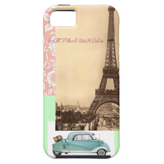From Paris With Love iPhone Cover iPhone 5 Cover
