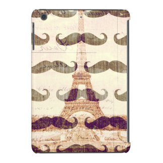 From Paris with mustache iPad Mini Case