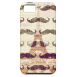 From Paris with mustache iPhone SE/5/5s Case