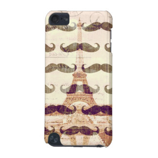 From Paris with mustache iPod Touch (5th Generation) Cases