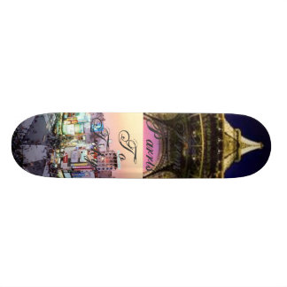 From Parris To Tokyo Skateboard Deck