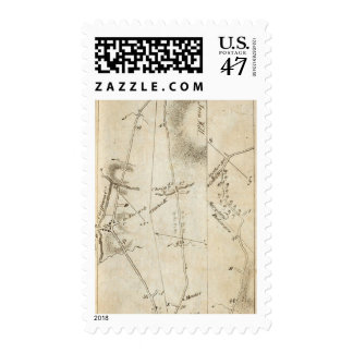 From Philadelphia to Annapolis Maryland 54 Postage Stamp