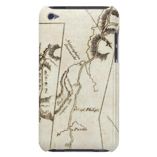 From Philadelphia to Annapolis Md 58 Case-Mate iPod Touch Case
