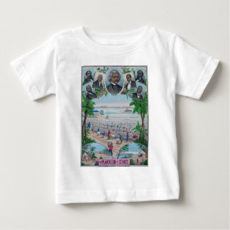 From Plantation To The Senate Baby T-Shirt