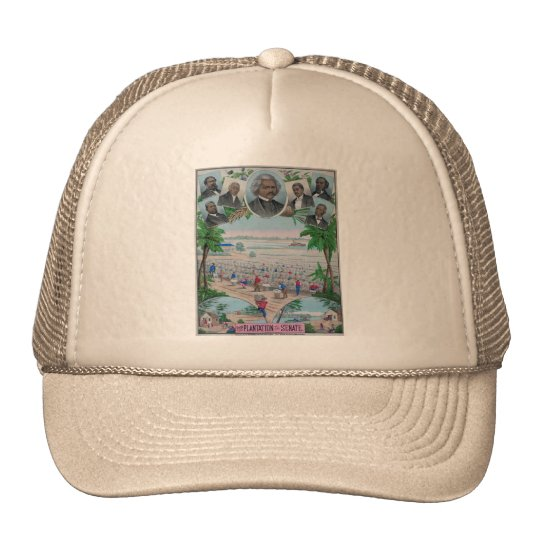 From Plantation To The Senate Trucker Hat