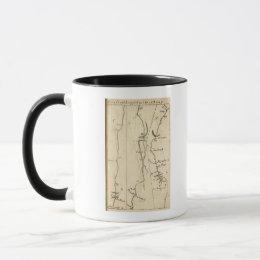 From Poughkeepsie to Albany 21 Mug