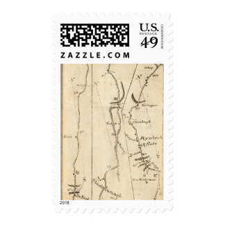 From Poughkeepsie to Albany 21 Stamps