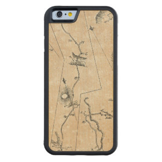 From Poughkeepsie to Albany 23 Carved® Maple iPhone 6 Bumper