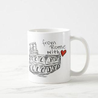 From Rome with Love Coffee Mug