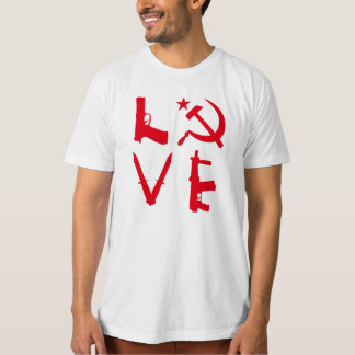 From Russia w/LOVE Shirt