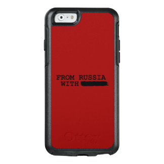 from russia with------- OtterBox iPhone 6/6s case