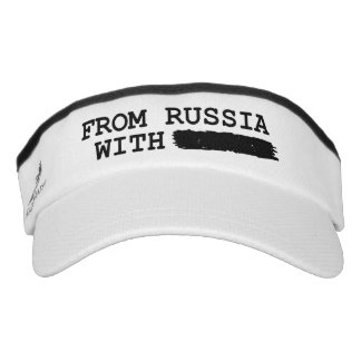 from russia with------- visor