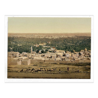 From Sallah, Damascus, Holy Land, (i.e. Syria) cla Postcard