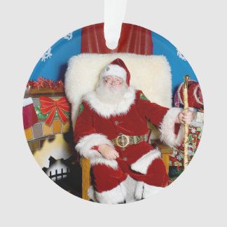 From Santa Christmas Ornament