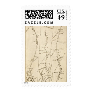 From Stratford to Poughkeepsie 15 Stamps