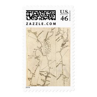 From Stratford to Poughkeepsie 17 Postage Stamp