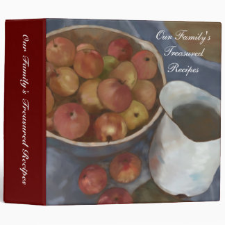 From the Apple Orchard 2 inch Binder