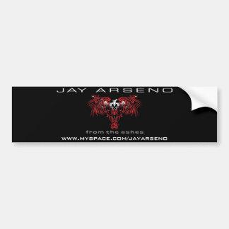 """From The Ashes"" Album Cover Bumper Sticker Car Bumper Sticker"