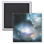 From the Ashes of the First Stars 2 Inch Square Magnet