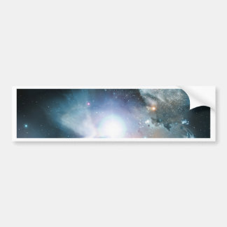 From the ashes of the first stars bumper sticker