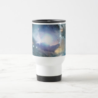 From the Ashes of the First Stars 15 Oz Stainless Steel Travel Mug