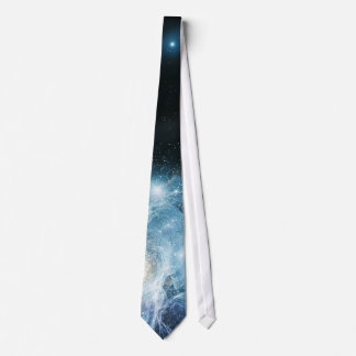 From the ashes of the first stars neck tie